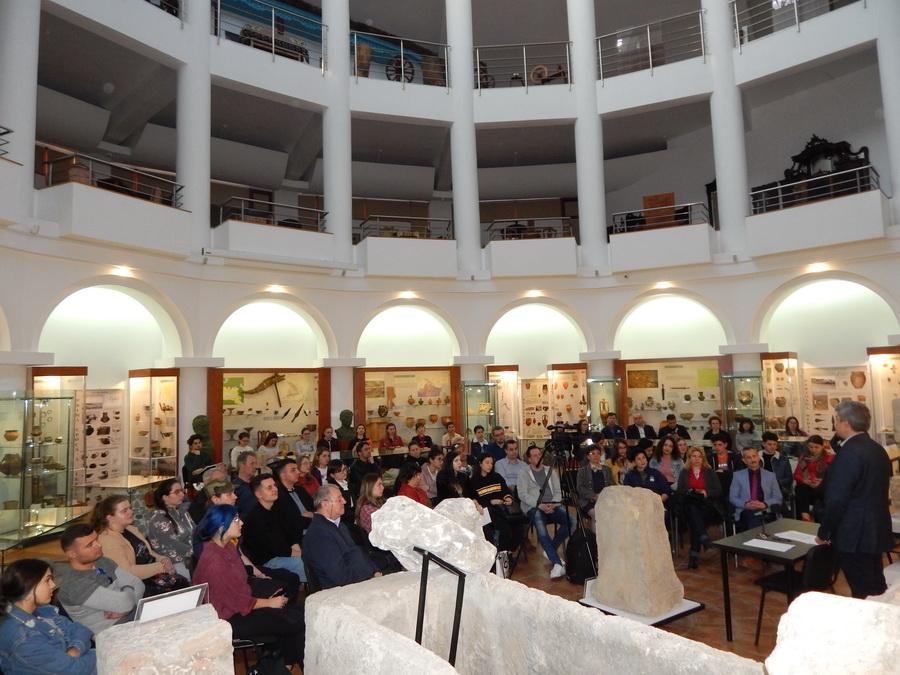 Galațiul proiectelor de Centenar: sărbătorirea României Mari – la o sută de ani, înapoi în viitor